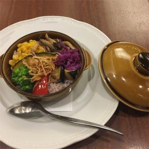 【3月4日より】ロイヤルホスト「ベジタブルカレー&雑穀ご飯」を食べてきた!