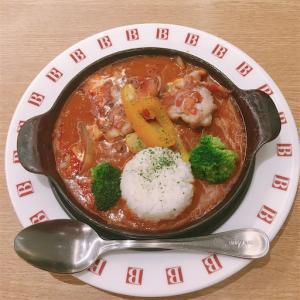 錦糸町「BAQET(バケット)」でバターチキンカレー♪サンマルクグループのベーカリーレストラン