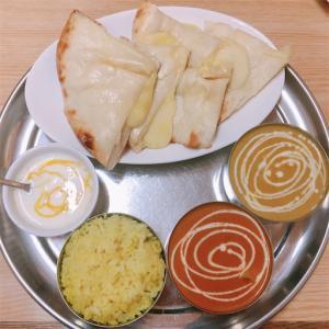 【千葉カレー】幕張駅「エベレスト」チーズナンがオススメなインド・ネパール料理屋さん