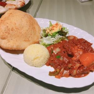 「インド料理マントラ 幕張店」