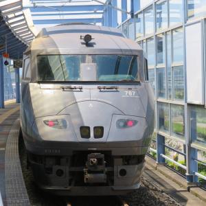 【宮崎空港線 乗車レポート】787系特急車両に追加運賃無しで乗れる神路線!