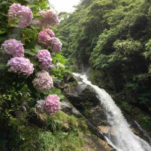 バイクで離島をまわる旅 特別編(佐賀県見返りの滝)