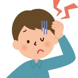 今日は朝から頭痛。天気のせいか?それとも・・・