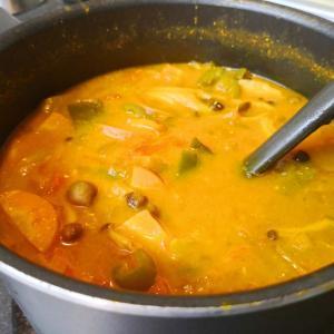 デトックススープカレーのレシピ~スパイスでダイエット効果を高める