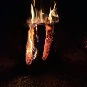自宅焚火のすゝめ ~焚火の炎に癒されてみませんか?~