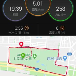 閾値走5K・第15回湘南国際マラソン!
