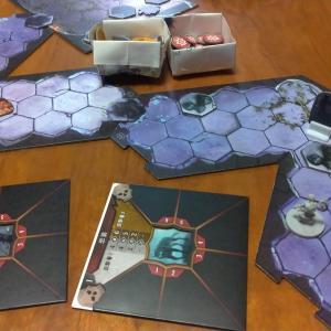 【グルームヘイヴン】毒・装甲・反撃・範囲攻撃!ルールのわかりにくいポイントを紹介!