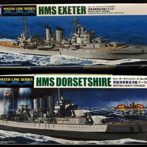 大英帝国の巡洋艦
