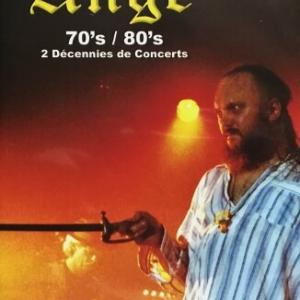 ANGE 70's/80's 2Décennies Concerts