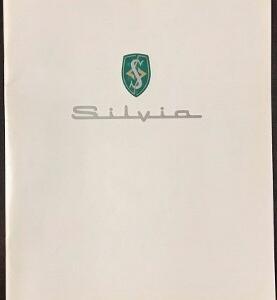 懐かしの名(迷)車カタログ その33『eye hunt』NISSAN シルビア(S14)