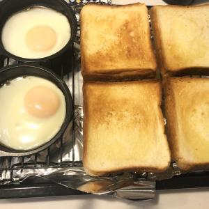 トーストはメニューの『モーニングセット』で焼くと気づく