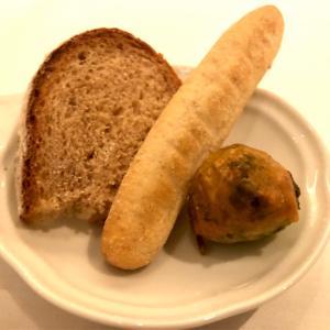 日本出張最後の晩餐はOSTERIA MALATESTA GINZA (マラテスタ)。健康診断のバリウムがまだお腹に残っていました…