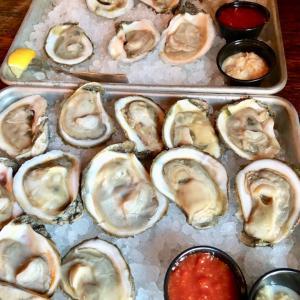 テネシー州 フランクリンのPuckett's Boat Houseでオイスター(牡蠣)を食す。ちょっと期待はずれかなぁ