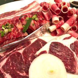 久し振りに職場の皆と焼き肉へ… 今日本は試練の時です…