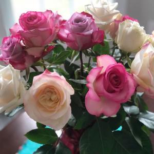 花のある生活。言葉は不要です。