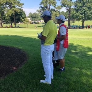 PGAツアーの最終戦、Tour  Championshipを観戦…