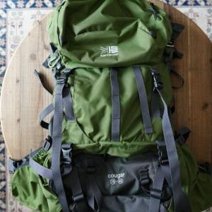 【2年ぶりの登山とテント泊 in 八ヶ岳②】荷物とタイムラプスの撮影準備