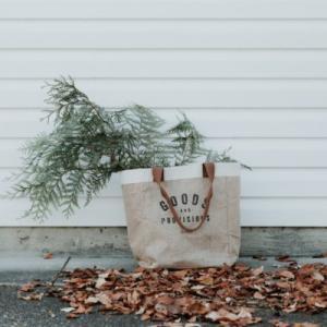 バッグインバッグ、Seriaと無印良品を比べる