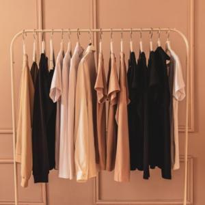 [片付け]5年ぶりに数えた洋服の数、取捨選択開始