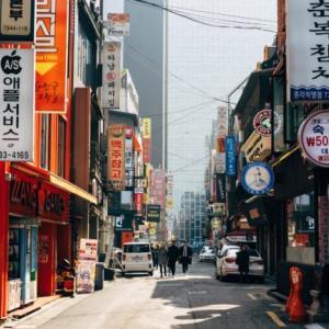 4か月間韓国語を学んでいて一番びっくりしたこと
