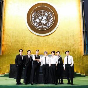 [BTS]国連でのスピーチに関して感じたこと