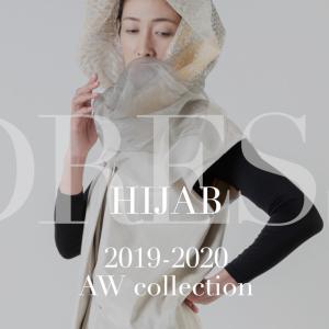 [DRESS8] Hijab 2019-2020 AW collection