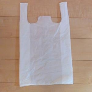 【収納】レジ袋のコンパクトなたたみ方