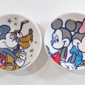 【セリア】ミッキー&フレンズ 豆皿