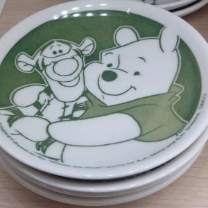 【ダイソー】豆皿(くまのプーさん)