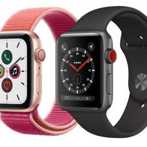 未だ手にしたことのない新型Apple Watch 5 は買いか⁉️