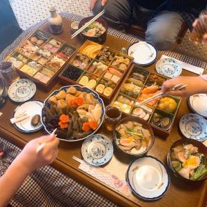 江戸のお雑煮と初笑い。