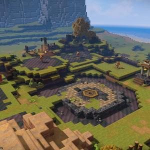 【ドラクエビルダーズ2】これでスッキリ!畑はここに作ろう~♪モンゾーラ島