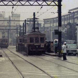 西鉄福岡市内線 最終運行の記録 その1(S54.2.10)