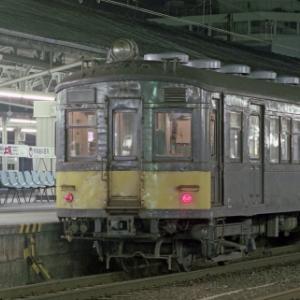山陽本線を疾走する旧型国電 その1(S56.3.8)