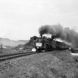 九州での最後を飾った蒸機牽引列車 日豊本線 臨急客9514レ(S50.3.23)