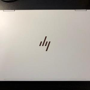 【HP ENVY x360 13】を4カ月使った感想