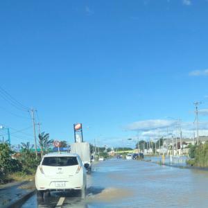 台風被害によるお届け予定日の遅延について