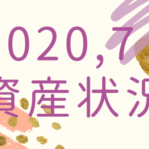 資産状況公開!-1,013,116円