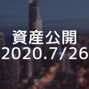 資産状況公開-1,022,033円