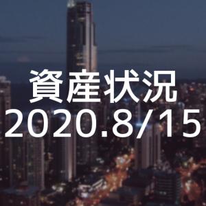資産状況公開-785,683円