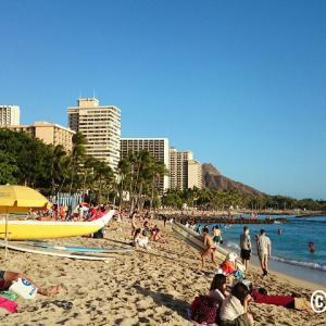 ハワイ ヒルトン ビーチについて