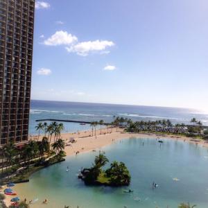 ハワイ ヒルトンラグーンについて