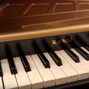 【B】KAWAIのトイピアノが届いた話