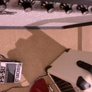 【B】寝不足ループギターな話