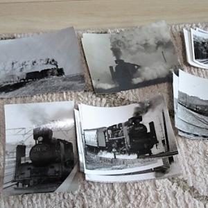 【鉄道グッズ】ヤフオクにて古い鉄道写真を購入 蒸気機関車 C57148、D51906など