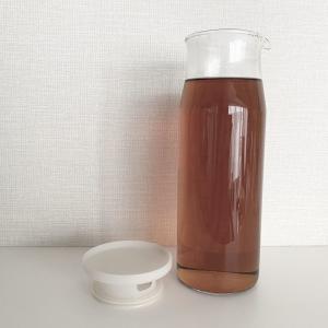ズボラでもお茶作りが続く【無印良品】ガラスピッチャーが神だった。
