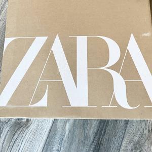 ZARAを通販で購入!サイズ交換&返品も簡単にできました。