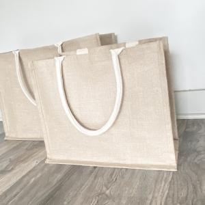 無印良品【ジュートマイバッグ】は最強!街でもビーチでもこれで完結。