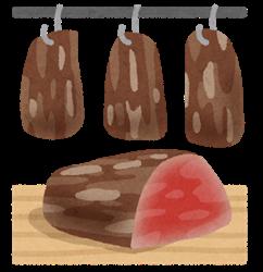 ワイ、安いアメリカ産アンガス牛肉を冷蔵庫で2週間熟成