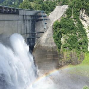 ダムが放流する理由や台風で緊急放流する理由。